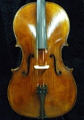 Images of the a German cello made by the Heinrich Gill factory. The cello is model #394, made in 2010. The cello is in excellent condition and is a top of the line instrument.
