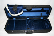 Bobelock Featherlite Velvet Interior Violin Case