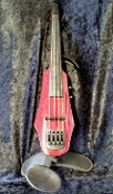 Czech 4/4 2008 Ned Steinberger NS WAV Electric Violin