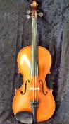 French 4/4 1924 Lyon and Healy #1024 Violin
