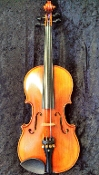 German 1/2 1972 Roman Teller Model #230 Violin