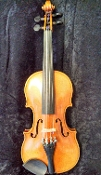 German 1/4 1930 Handmade Stradivarius Copy Violin