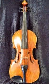 "West German 15 & 1/2"" 1984 Karl Hofner 3/72 HC Popl Viola"