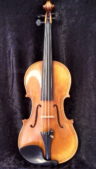 Chinese 4/4 2013 Unlabeled Fancy Maggini Copy Violin
