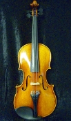 Images of a 3/4 Karl (Carl) Hofner violin made just before World War II. Violin is in excellent condition with no repairs.