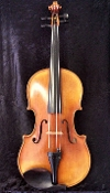 "Chinese 16"" 2010 William J Hu and Snow JHS Professional Viola"