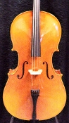"Chinese 4/4 2013 West Coast Strings ""Paolo Lorenzo"" Cello"