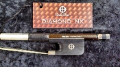 American 4/4 2013 CodaBow Diamond NX Cello Bow