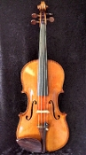German 4/4 1915 W.A.P. Guarneri Copy Violin