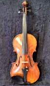 Romanian 4/4 2005 Calin Wultur Koscielny Guarneri #5  Violin