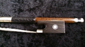 German 3/4 2013 Brazilwood Muller Violin Bow
